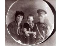 Семья Гумилёва