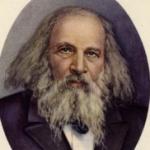 Годовщина смерти  Дмитрия Менделеева