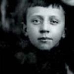 День рождения  Юрия (Георгий) Есенина